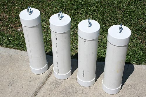 PVC Pipe Canopy Weights
