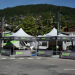 race paddock hex tents